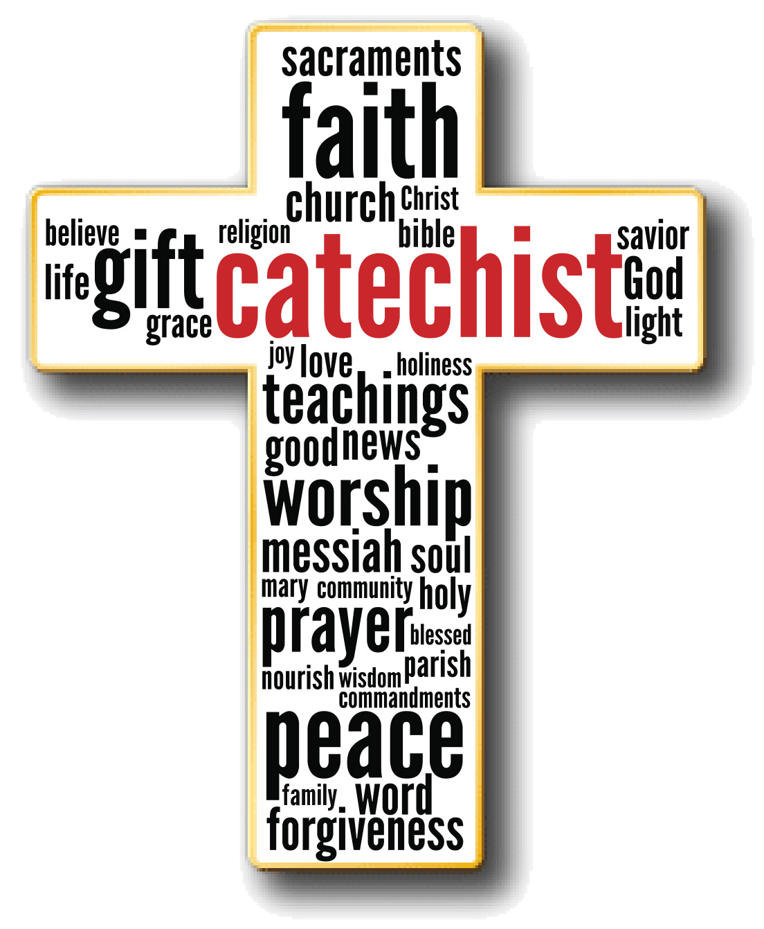Catechist Cross Catholic Parishes Of Monmouth Ross On Wye