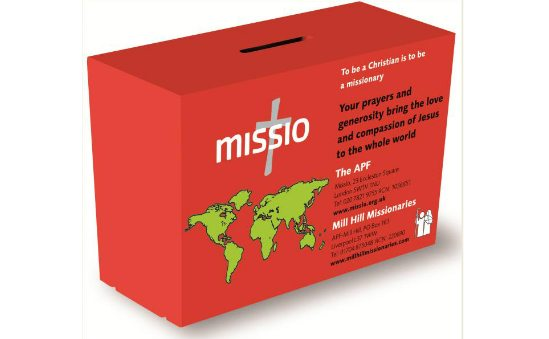 Image result for missio red mission box